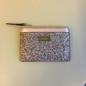 Kate Spade change purse card holder
